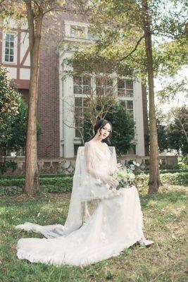 Thiết kế váy cưới 21 Say đắm với những mẫu thiết kế váy cưới 2019 đẹp của Camile Bridal