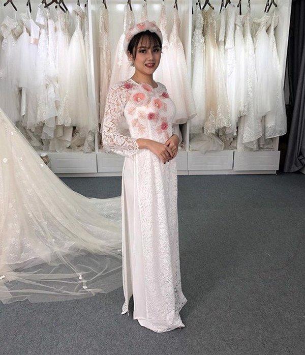 """áo dài cưới 4 Ngất ngây với BST Áo dài cưới của Camile Bridal khiến các nàng dâu """"xinh như mộng"""""""