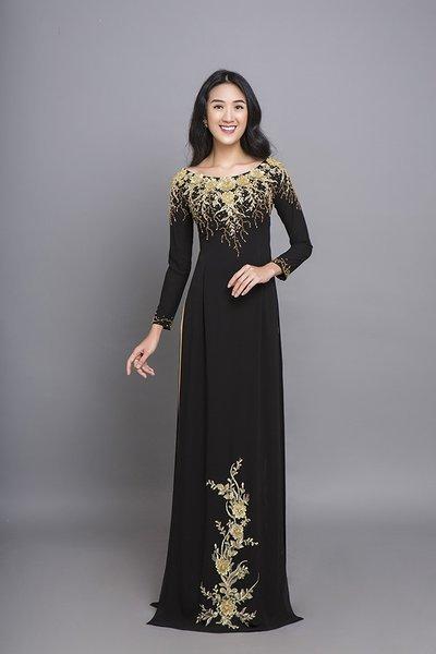 Top 100+ mẫu thiết kế áo dài cưới cho mẹ cô dâu chú rể đẹp sang trọng