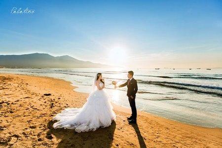 thuê váy cưới chụp ảnh 2 Dịch vụ cho thuê váy cưới chụp ảnh tại Hà Nội uy tín và chuyên nghiệp