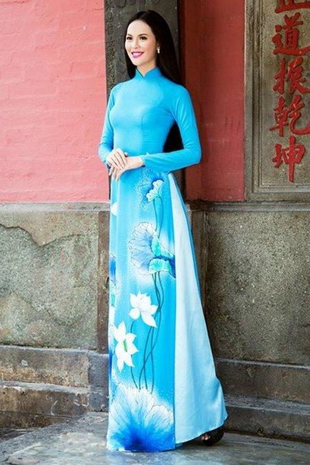may áo dài cưới 11 Top 10 địa chỉ may áo dài cưới đẹp và nổi tiếng nhất tại Hà Nội