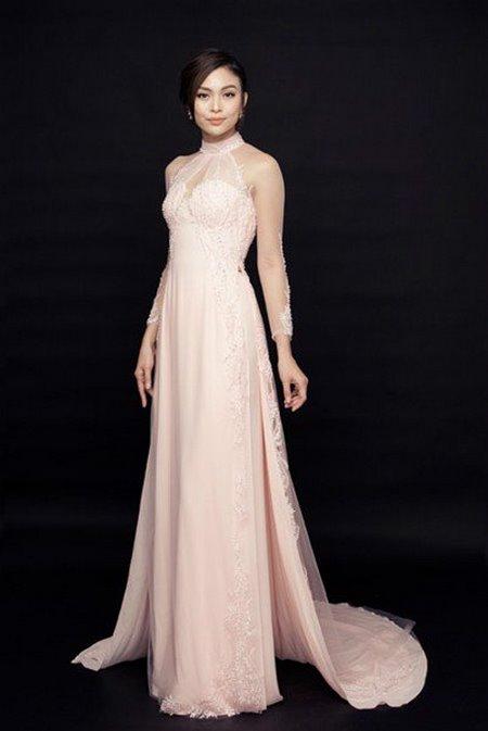 may áo dài cưới 6 Top 10 địa chỉ may áo dài cưới đẹp và nổi tiếng nhất tại Hà Nội