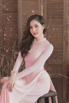 may áo dài cưới 7 Top 10 địa chỉ may áo dài cưới đẹp và nổi tiếng nhất tại Hà Nội