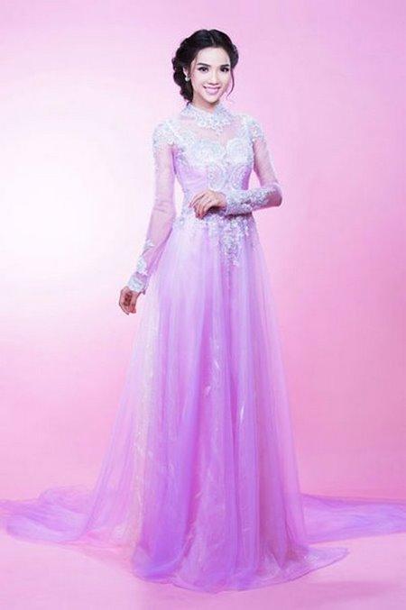 may áo dài cưới 9 Top 10 địa chỉ may áo dài cưới đẹp và nổi tiếng nhất tại Hà Nội