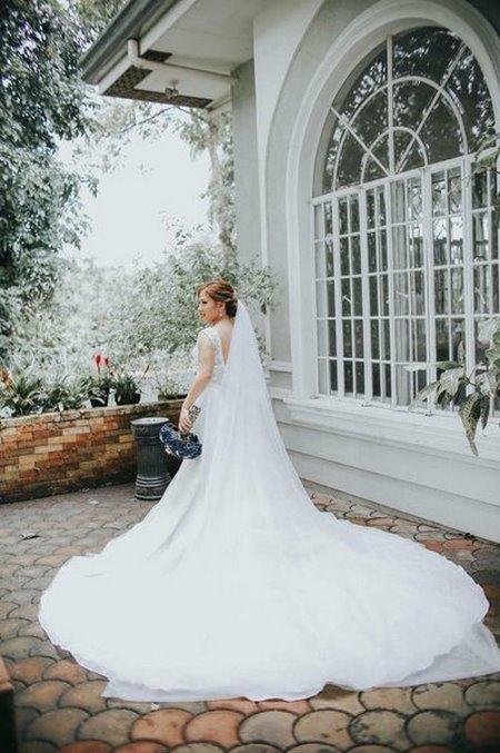váy cưới cao cấp 1 Địa chỉ thiết kế áo cưới cao cấp theo yêu cầu đẹp nhất Hà Nội
