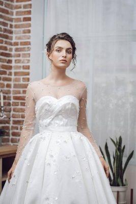 thuê váy cưới ở Hà Nội 1 Địa chỉ thuê váy cưới ở Hà Nội đẹp và rẻ dành cho các cô dâu