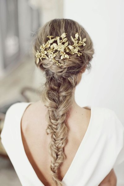 kiểu tóc cô dâu đẹp Top 100 kiểu tóc cô dâu đẹp lộng lẫy, cuốn hút nhất dành cho các nàng
