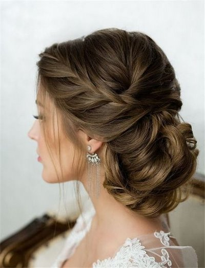 kiểu tóc cô dâu đẹp Top 100 kiểu tóc cô dâu đẹp lộng lẫy, cuốn hút nhất dành cho các nàng Trang chủ