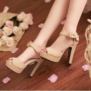 giày cưới Top 100+ mẫu giày cưới cho cô dâu đẹp lung linh như công chúa 2019