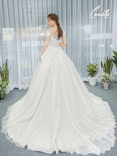 thiết kế áo cưới đẹp nhất  Top 100 mẫu thiết kế áo cưới đẹp nhất Việt Nam năm 2019