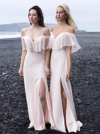 váy phụ dâu đẹp lung linh Top 50+ mẫu váy phụ dâu đẹp lung linh, không bao giờ lỗi mốt