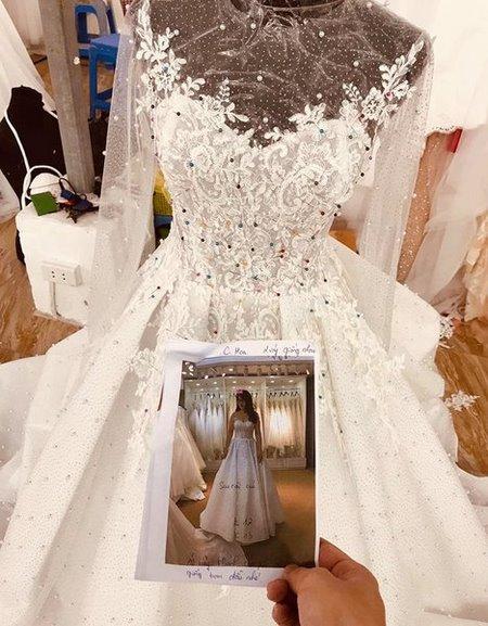 may đo thuê váy cưới 6 May đo thuê váy cưới cao cấp giá rẻ chỉ như giá thuê tại Camile Bridal