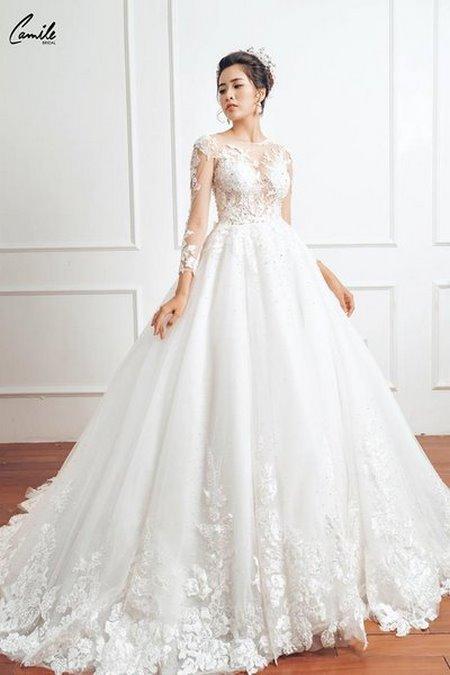 mua áo cưới 9 Mua áo cưới giá rẻ hơn thuê, sự thật có phải hay không?