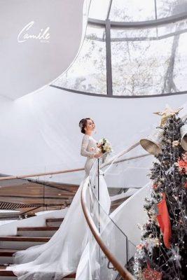 thuê váy cưới 3 Tiền thuê váy cưới ai trả, cô dâu hay chú rể?