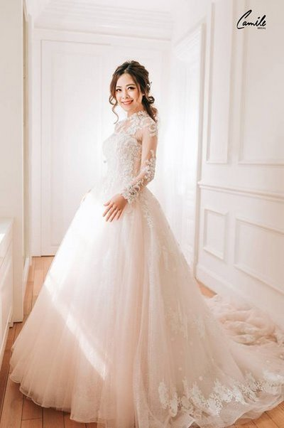 thuê váy cưới Hà Nội 10 Camile Bridal – Thương hiệu may đo thuê váy cưới Hà Nội cao cấp