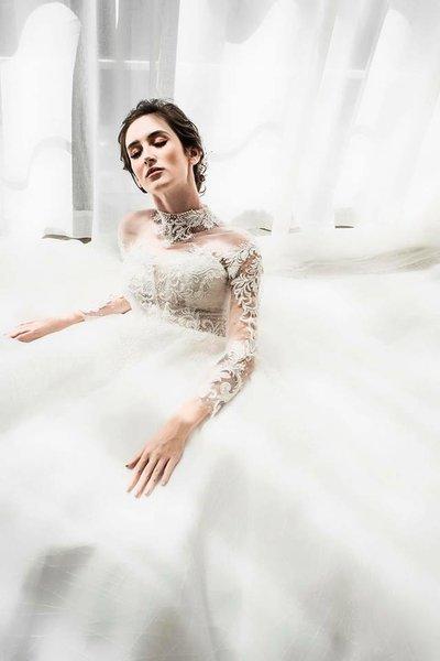 thuê váy cưới Hà Nội 9 Camile Bridal – Thương hiệu may đo thuê váy cưới Hà Nội cao cấp