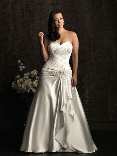 Thuê áo cưới 14 Thuê áo cưới cho cô dâu mập đẹp và rẻ nhất tại Hà Nội