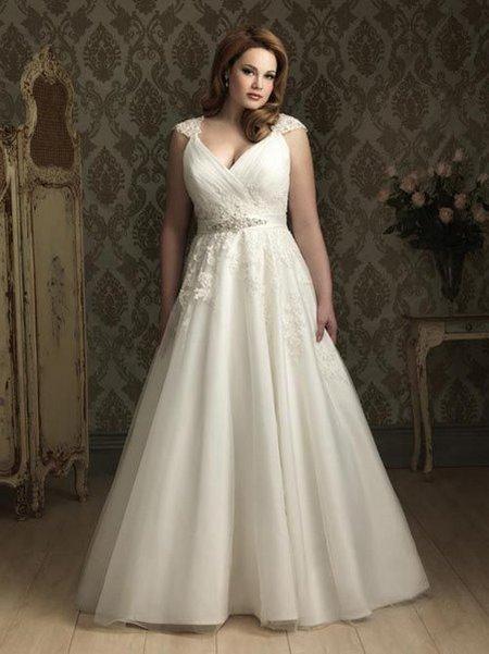 Thuê áo cưới 16 Thuê áo cưới cho cô dâu mập đẹp và rẻ nhất tại Hà Nội