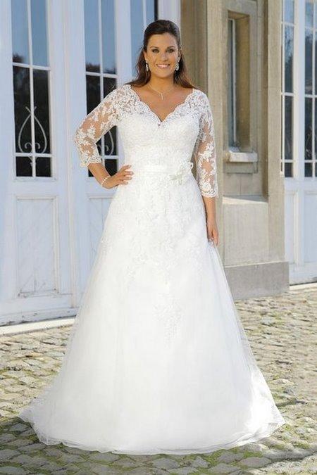 Thuê áo cưới 20 Thuê áo cưới cho cô dâu mập đẹp và rẻ nhất tại Hà Nội