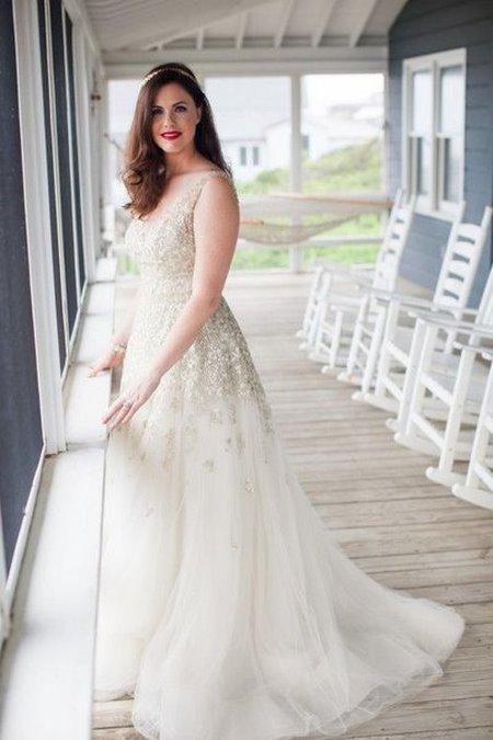 Thuê áo cưới 27 Thuê áo cưới cho cô dâu mập đẹp và rẻ nhất tại Hà Nội