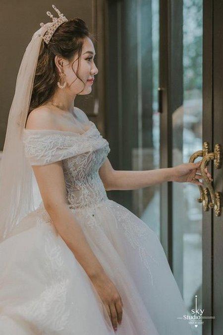Thuê áo cưới 4 Thuê áo cưới cho cô dâu mập đẹp và rẻ nhất tại Hà Nội