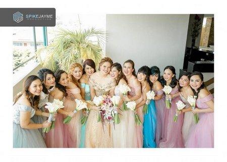 Thuê áo cưới 6 Thuê áo cưới cho cô dâu mập đẹp và rẻ nhất tại Hà Nội