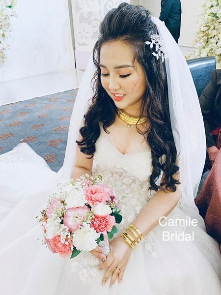 Thuê áo cưới 9 Thuê áo cưới cho cô dâu mập đẹp và rẻ nhất tại Hà Nội