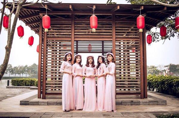 thuê áo dài cưới 8 Nên may hay thuê áo dài cưới cho ngày trọng đại?