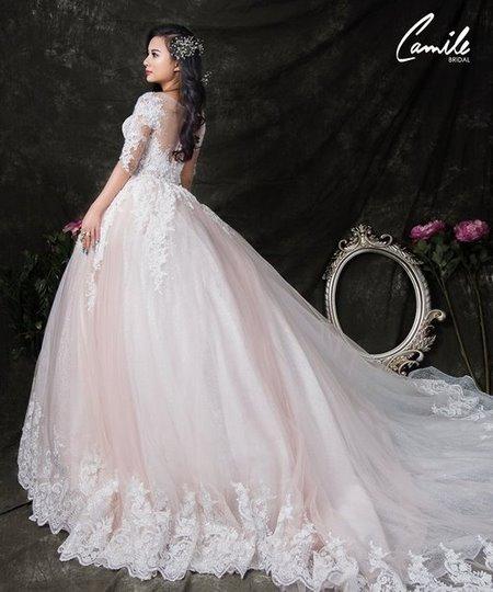 thuê váy cưới bao nhiêu tiền 15 Giải đáp thắc mắc Thuê váy cưới bao nhiêu tiền tại Hà Nội?