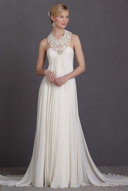 thuê váy cưới đẹp 6 Tuyệt chiêu chọn thuê váy cưới đẹp cho cô dâu lùn