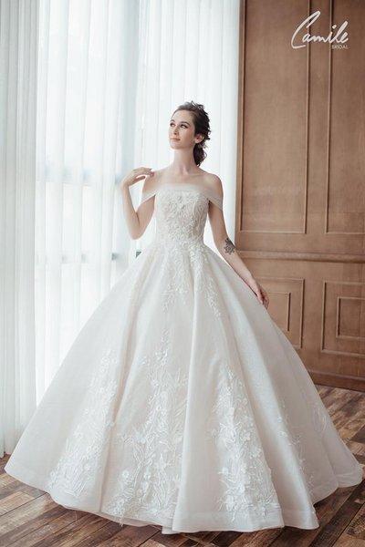 thuê váy cưới tại Hà Nội 1 Top 10 Địa chỉ cho thuê váy cưới tại Hà Nội cao cấp và sang trọng nhất năm 2019