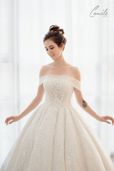 thuê váy cưới tại Hà Nội 4 Top 10 Địa chỉ cho thuê váy cưới tại Hà Nội cao cấp và sang trọng nhất năm 2019