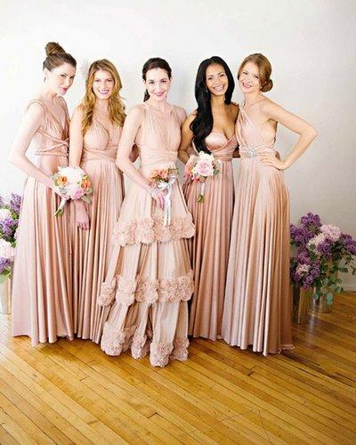 thuê váy phù dâu 4 Thuê váy phù dâu như thế nào đẹp nhất?