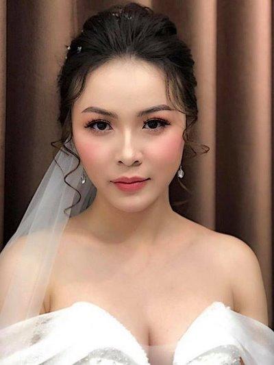 trang điểm cô dâu 4 5 lỗi các nàng thường mắc phải khi trang điểm cô dâu