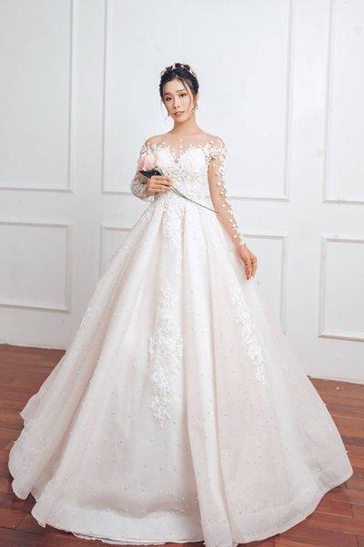 Váy cưới 5 Bí quyết chọn váy cưới theo dáng người siêu chuẩn