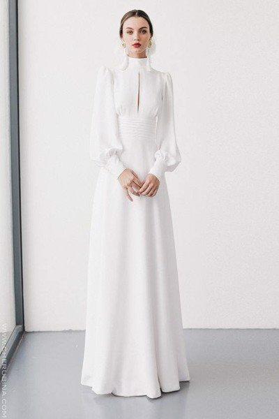 váy cưới Minimalist 1 8 Lý do khiến các cô dâu không thể không chọn váy cưới Minimalist