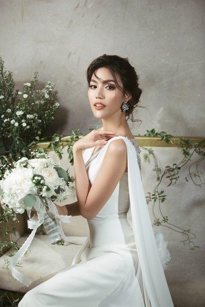 Thuê váy cưới màu trắng 4 Khi thuê váy cưới, tại sao nhất định phải chọn màu trắng?