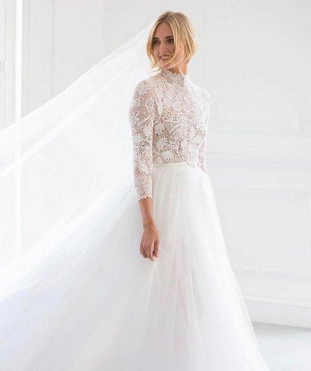 váy cưới nhẹ nhàng 11 Đẹp dịu dàng với váy cưới BST váy cưới nhẹ nhàng của Camile Bridal
