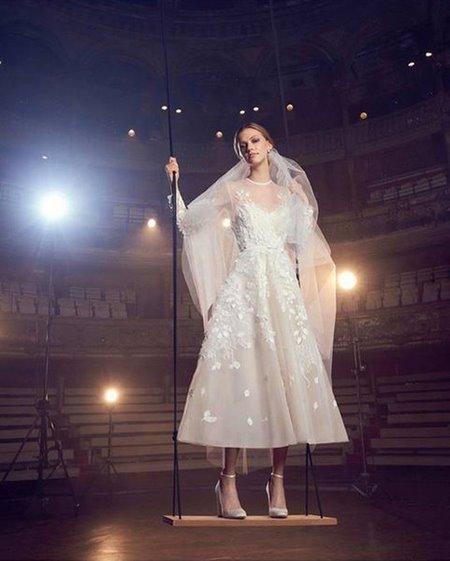 váy cưới nhẹ nhàng 14 Đẹp dịu dàng với váy cưới BST váy cưới nhẹ nhàng của Camile Bridal