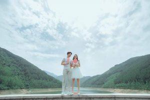 Ảnh Cưới Tam Đảo Style Hàn Quốc