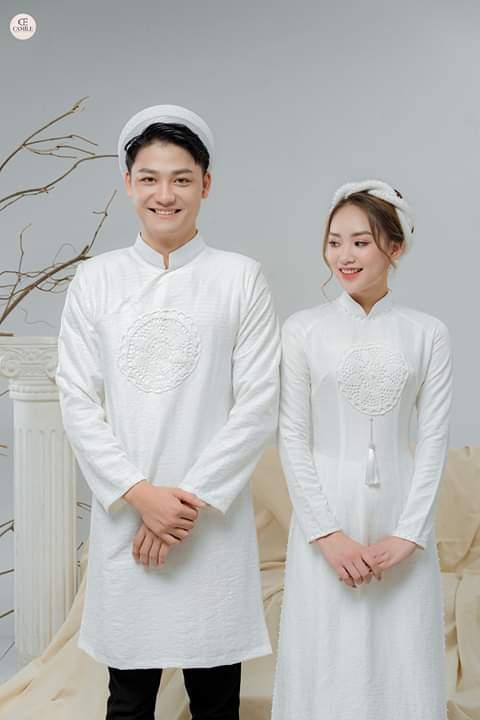 Bảng giá may đo thuê váy cưới Hà Nội cao cấp của Camile Bridal