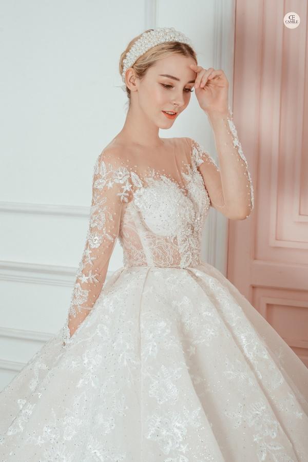thuê váy cưới Huyện Ba Vì 2 Thuê váy cưới huyện Ba Vì ở đâu xịn xò nhất?