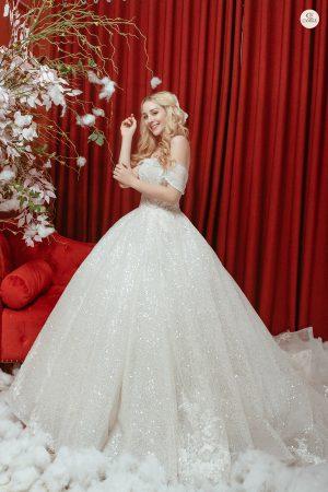 thuê váy cưới Huyện Ba Vì 4 Thuê váy cưới huyện Ba Vì ở đâu xịn xò nhất?