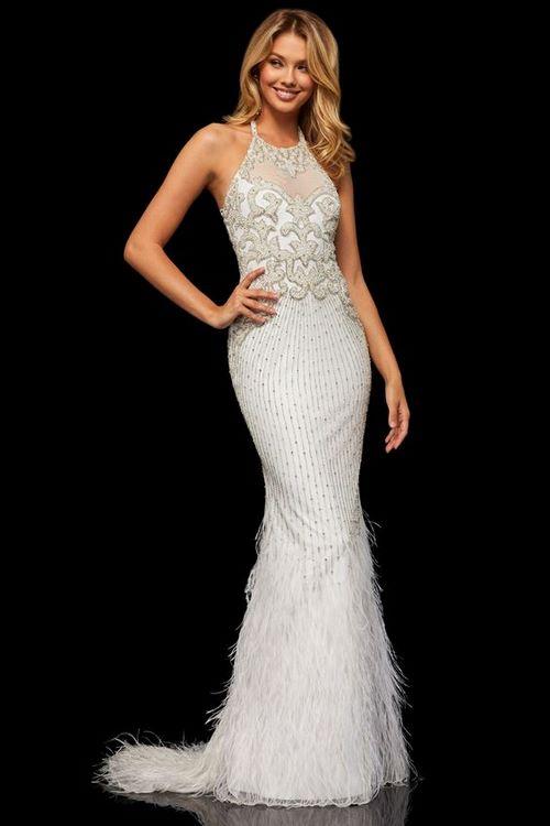Váy cưới đuôi cá 15 Gợi ý 30 mẫu váy cưới đuôi cá đẹp lộng lẫy sang trọng cho mùa cưới 2020