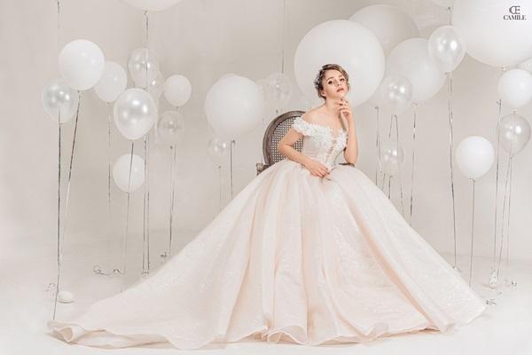 thuê váy cưới huyện Thanh Trì 4 Kinh nghiệm thuê váy cưới huyện Thanh Trì để trở thành cô dâu đẹp nhất trong ngày cưới