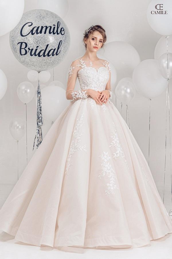 thuê váy cưới Huyện Thường Tín 2 Mách bạn chỗ thuê váy cưới huyện Thường Tín vừa đẹp vừa rẻ