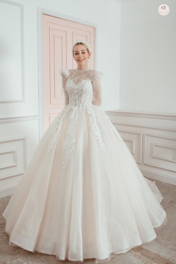 thuê váy cưới Quận Cầu Giấy 2 Giá thuê váy cưới quận Cầu Giấy có đắt không?