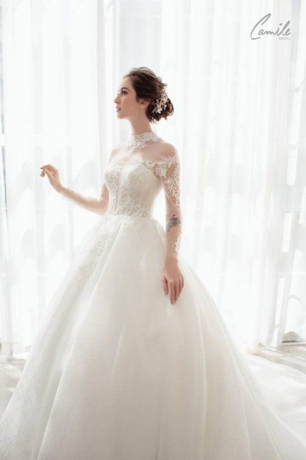 thuê váy cưới Quận Hoàn Kiếm 1 Ảnh viện chuyên cho thuê váy cưới quận Hoàn Kiếm nhiều mẫu đẹp