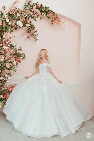 váy cưới xòe công chúa 15 mẫu váy cưới xòe công chúa lộng lẫy, sang trọng cho cô dâu muôn phần xinh đẹp