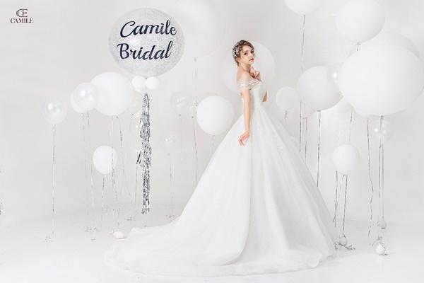 thuê váy cưới Quận Hoàng Mai 1 Kinh nghiệm chọn thuê váy cưới quận Hoàng Mai cho nàng dâu đẹp ấn tượng ngày cưới
